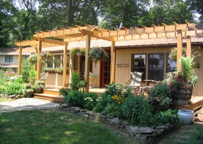 Add some character to the outside of your home with exterior enhancements from Ricco Building Group