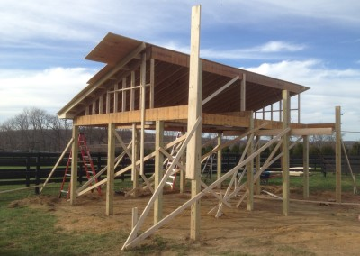 Ricco Building Group can design and build even standalone outbuildings for your needs
