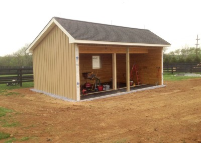 Whatever exterior building you need, Ricco can design, engineer and execute