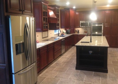 Modernize your kitchen and make it like new with a renovation by Ricco Builders