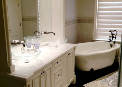 Renovate and modernize your bathroom